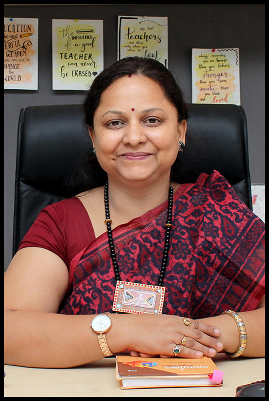 Anuttama Pandit-Vice principal
