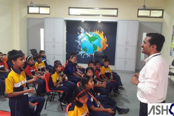 Ashoka International School Assembly