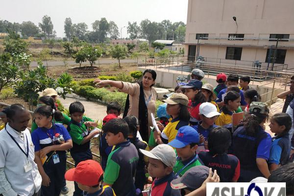Nilgiri Water Treatment plant visit