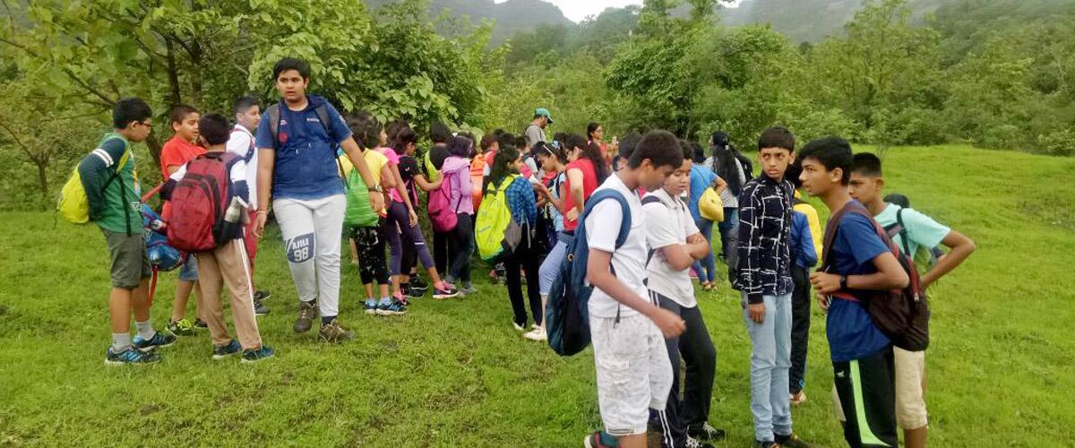 ashoka school natures club