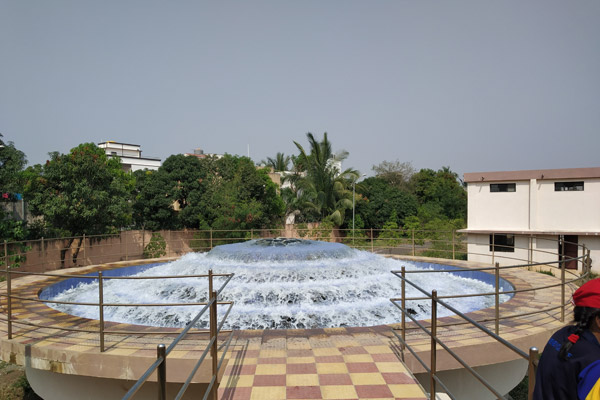 Nilgiri Water Treatment plant