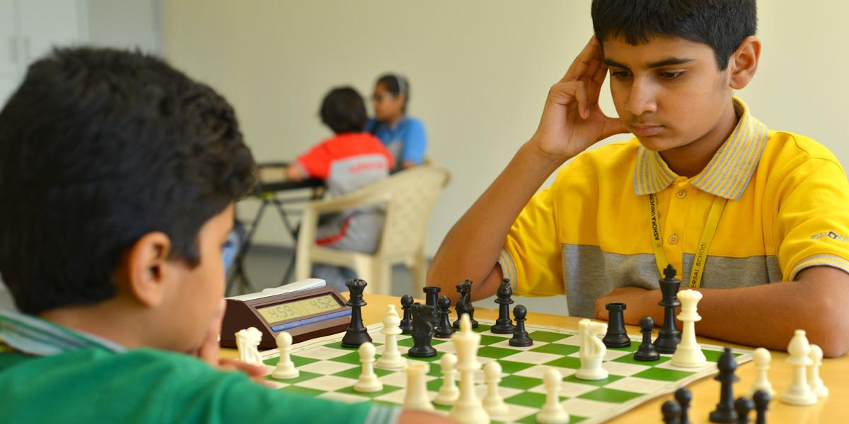 chess play at ashoka school