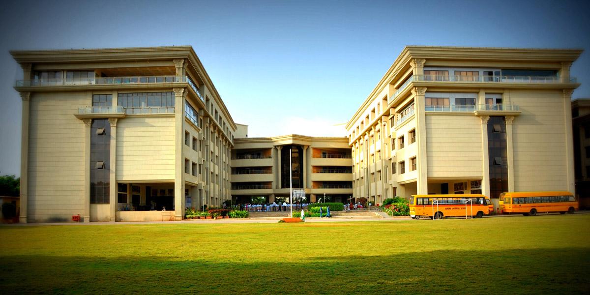 ashoka school wadala campus
