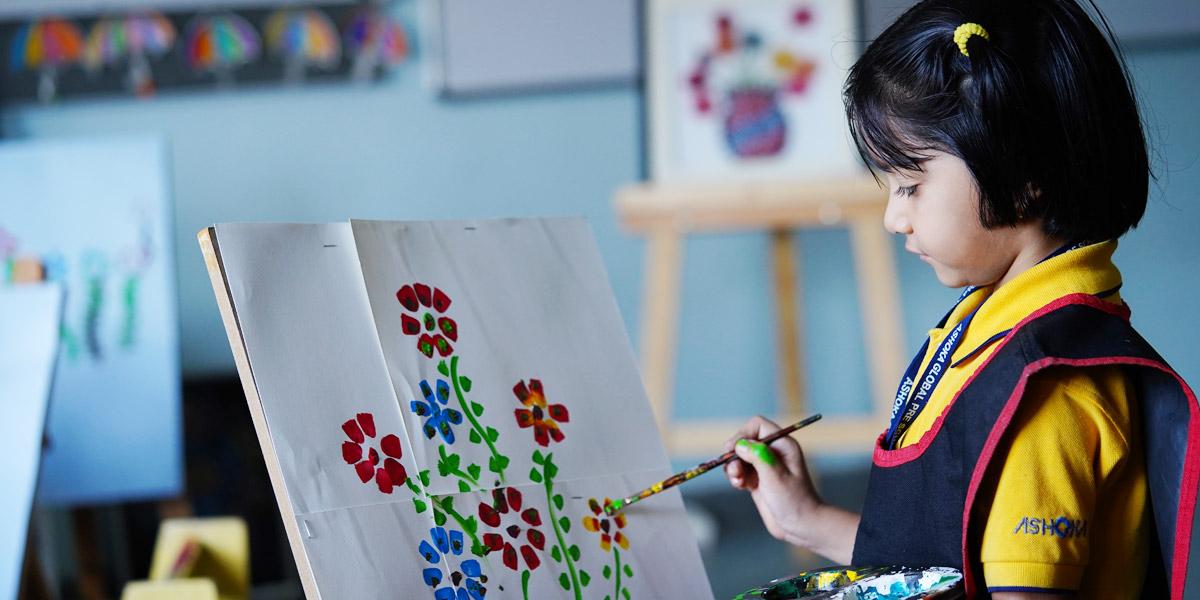 expressing through art
